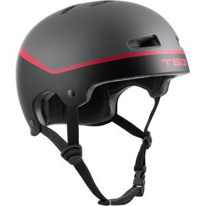 TSG Evolution Graphic Design Helm grau/rot grau/rot