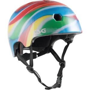TSG Meta Graphic Design Helm bunt bunt