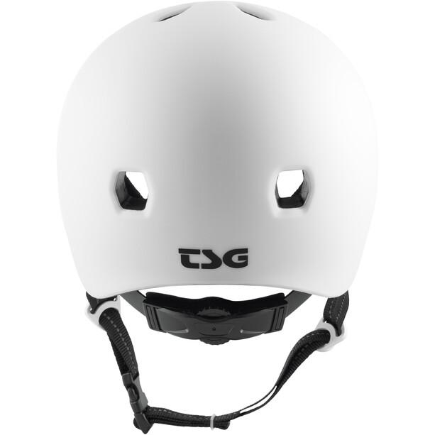 TSG Meta Solid Color Helm weiß