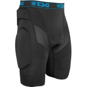TSG MTB A Crash Pants Herren schwarz schwarz