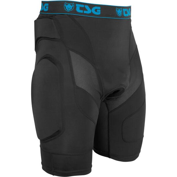 TSG MTB A Crash Pants Men, sort