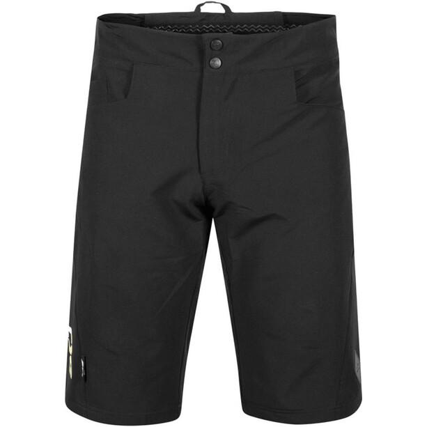 TSG SP5 Shorts, sort/gul