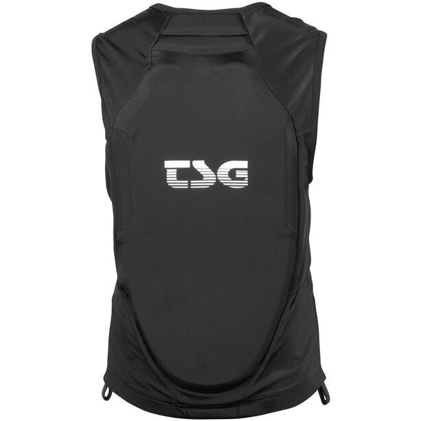 TSG Rückenprotektor Kinder schwarz