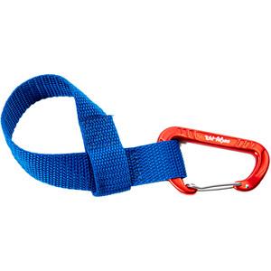 TowWhee Quick Loop Strap with Mini Carabiner blå blå