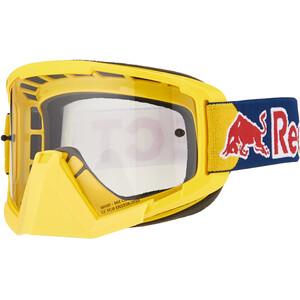 Red Bull SPECT Whip Goggles with Nose Guard, jaune/bleu jaune/bleu
