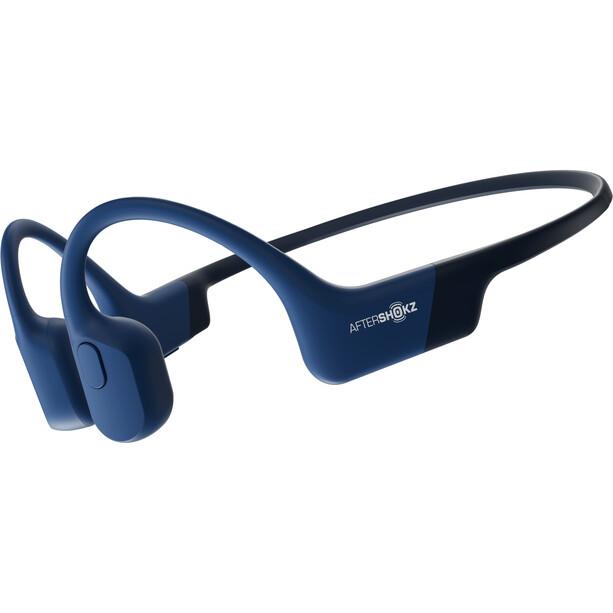 AfterShokz Aeropex Bone Conduction Headphones blå