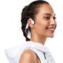 AfterShokz Openmove Knochenschall Kopfhörer weiß