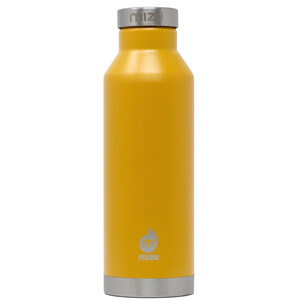 MIZU V6 Insulated Bottle 560ml, amarillo amarillo