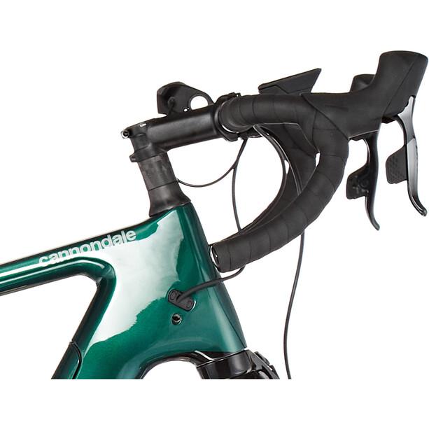 "Cannondale Topstone Neo Carbon 1 Lefty 27.5"" grün/schwarz"