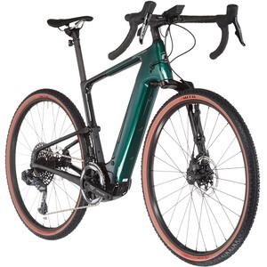 "Cannondale Topstone Neo Carbon 1 Lefty 27.5"" grün/schwarz grün/schwarz"