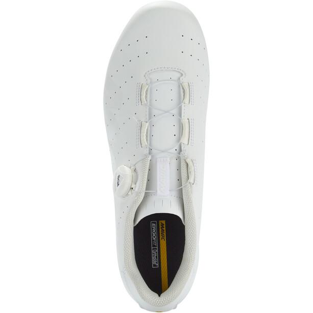 Mavic Cosmic Boa Schuhe Herren white/white/white