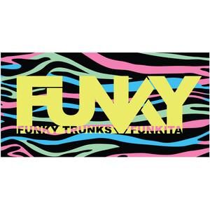 Funky Trunks Handtuch Jungen bunt bunt