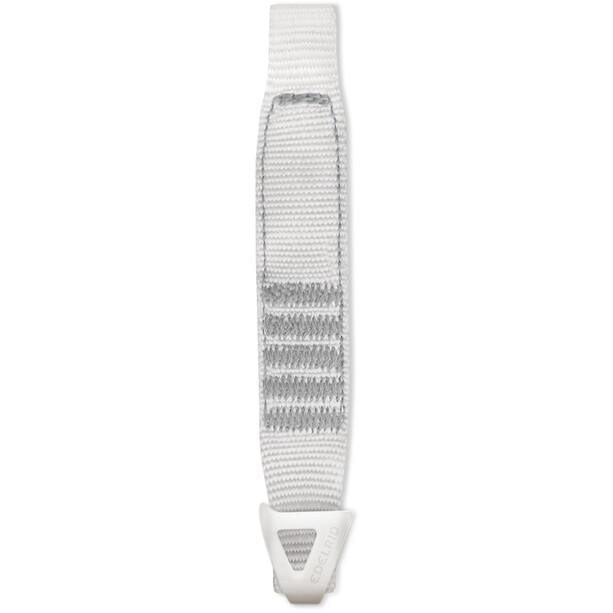 Edelrid HMPE Quickdraw Sling 15/22mm 14cm, valkoinen