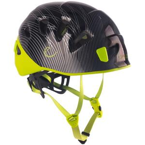Edelrid Shield II Helm schwarz/grün schwarz/grün