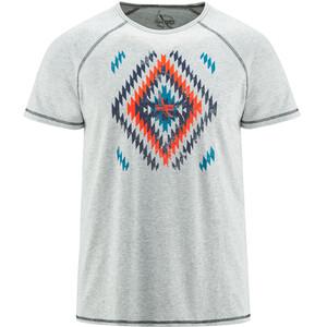 Red Chili Naki T-Shirt Men, blanc/Multicolore blanc/Multicolore