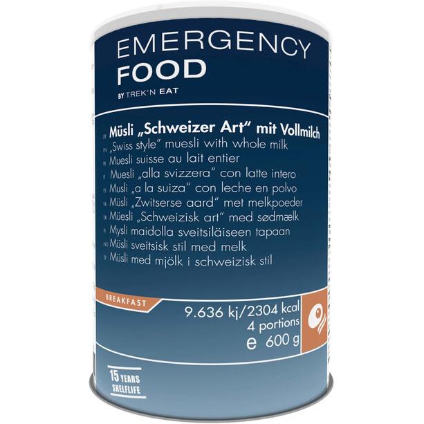 Trek'n Eat Emergency Food Dose 600g Schweizer Müsli mit Milch