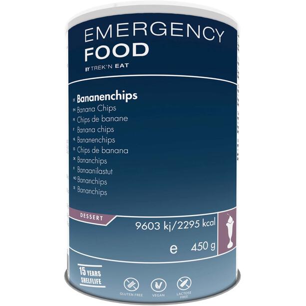 Trek'n Eat Emergency Food Dose 450g Bananenchips