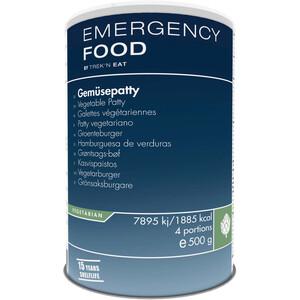 Trek'n Eat Emergency Food Dose 500g Vegetarisches Burger Patty