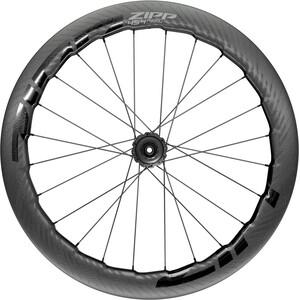 "Zipp 454 NSW Disc Takakiekot 28"" 12x142mm CL SRAM/Shimano Road TLR Carbon, musta musta"