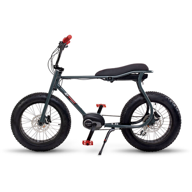 Ruff Cycles Lil'Buddy Bosch Active Line 300Wh anthracite