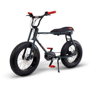 Ruff Cycles Lil'Buddy Bosch Active Line 300Wh grau grau
