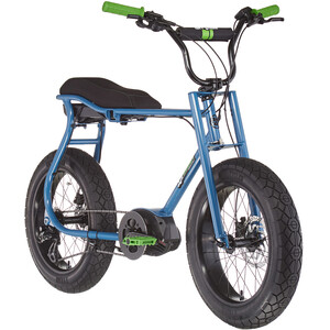 "Ruff Cycles Lil'Buddy 20"" Bosch CX 300Wh, blauw blauw"