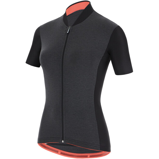 Santini Color Kurzarm-Trikot Damen black
