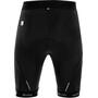 Santini Cubo Shorts mit eMAX Sitzpolster Herren black