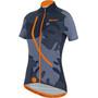 Santini Giada Maui Shortsleeve Jersey Women, blå/orange
