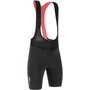 Santini Redux Istinto Bibshorts Men, black