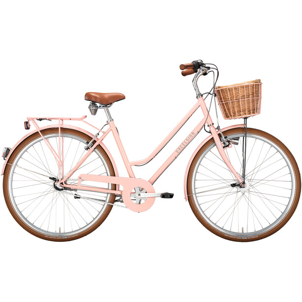 Excelsior Glorious 7-speed Trapeze pink