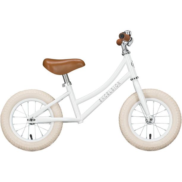 Excelsior Retro Runner Balance Bike Kids vit