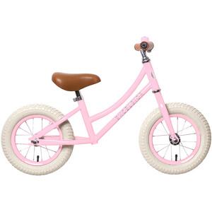Excelsior Retro Runner Balance Bike Kids, rose rose