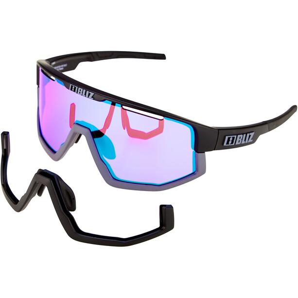Bliz Fusion Nano Optics Glasses, sort