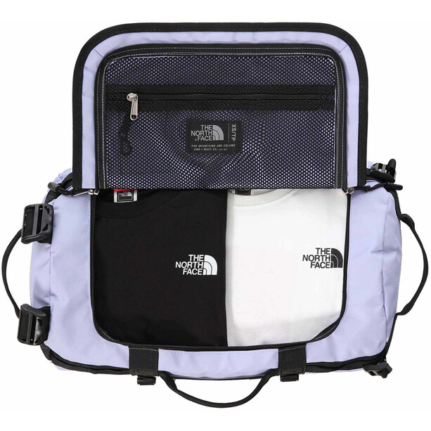 The North Face Base Camp XS Duffel sweet lavender/tnf black