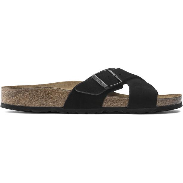 Birkenstock Siena Vl Sandals Women, noir