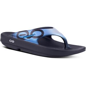 OOFOS Ooriginal Sport Sandalen schwarz/bunt schwarz/bunt