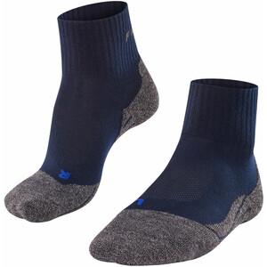 Falke TK2 Short Cool Trekking Socks Men blå blå