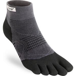 Injinji Run LW Mini-Crew Coolmax Socks svart/grå svart/grå