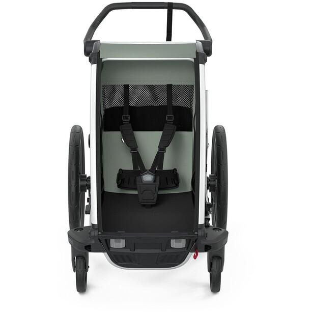 Thule Chariot Lite 1 Fahrradanhänger schwarz