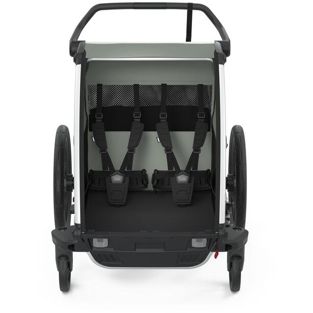 Thule Chariot Lite 2 Bike Trailer, noir
