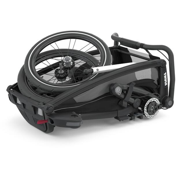 Thule Chariot Sport 1 Fahrradanhänger schwarz