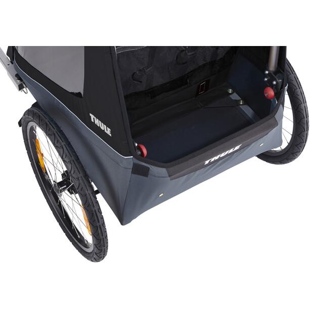 Thule Coaster XT Fahrradanhänger schwarz