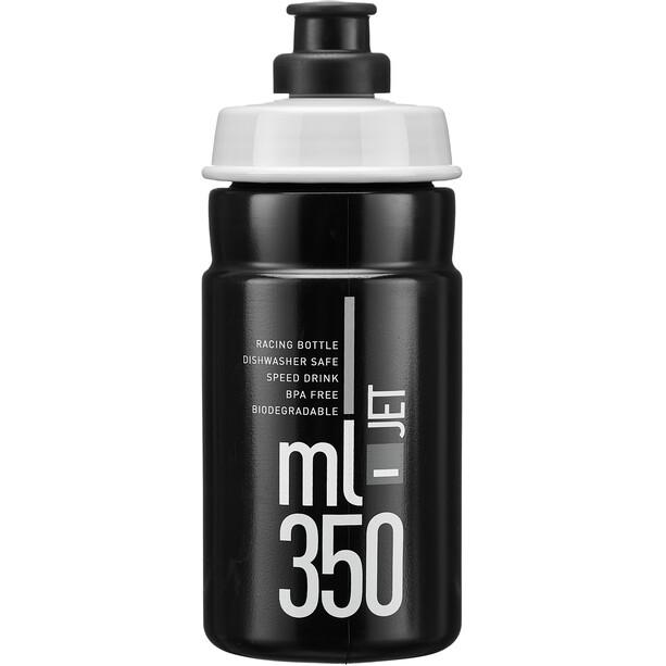 Elite Jet Drinking Bottle 350ml, noir