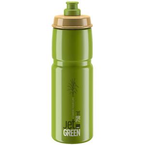 Elite Jet Green Trinkflasche 750ml grün/braun grün/braun