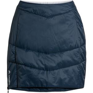 VAUDE Sesvenna Reversible Skirt Women, niebieski niebieski