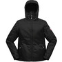 Big Agnes Larkspur Jacke Damen black/black