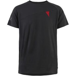 Klättermusen Fafne Koszulka z krótkim rękawem Mężczyźni, szary szary