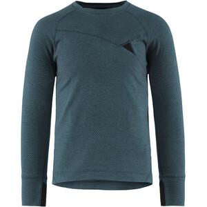 Klättermusen Huge Rundhals Sweatshirt Herren blau blau
