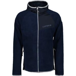 Icepeak Danby Midlayer Jacket Men, bleu bleu